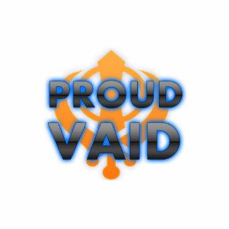 Proud Vaid, Vaid pride Acrylic Cut Out