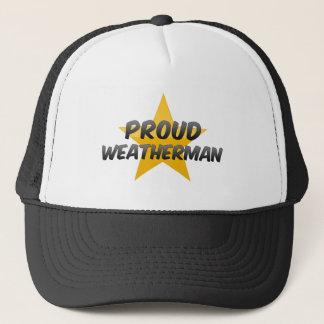 Proud Weatherman Trucker Hat