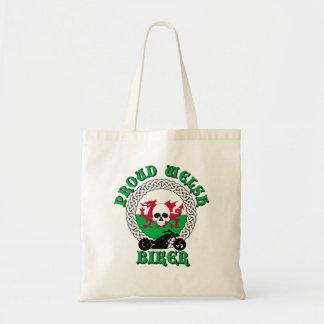 Proud Welsh Biker Ladies Bag