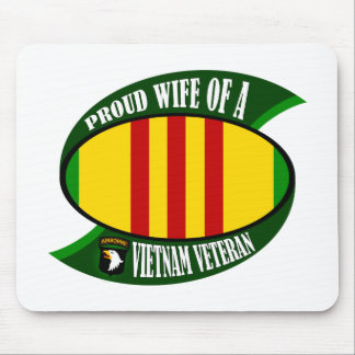 Proud Wife Mousepads
