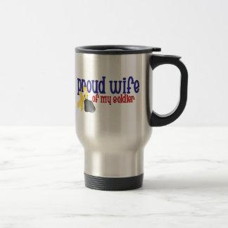 Proud Wife of my Soldier Mug