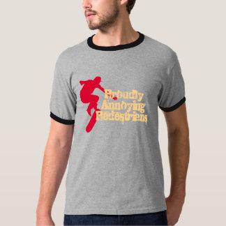 Proudly annoying pedestrians T-Shirt