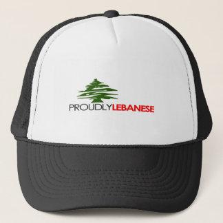 Proudly Lebanese Hat
