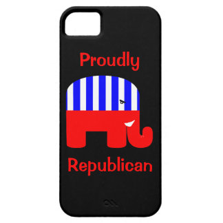 Proudly Republican iPhone 5 Cases