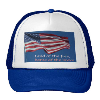 Proudly Waived Trucker Hat