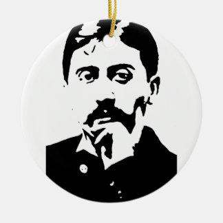 Proust Ceramic Ornament