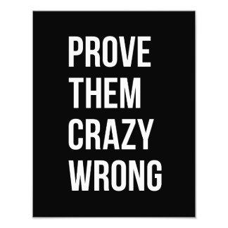 Prove Motivational Entrepreneur Quotes Black W Bol Photograph
