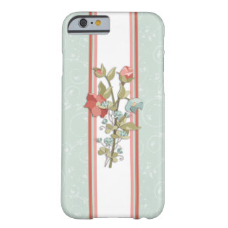 Provence Floral Barely There iPhone 6 Case