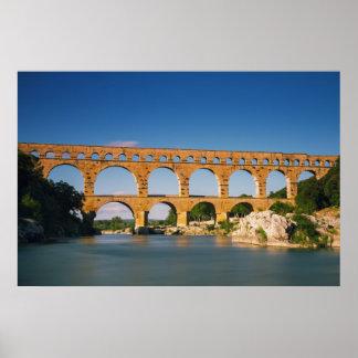 Provence - Pont du Gard poster