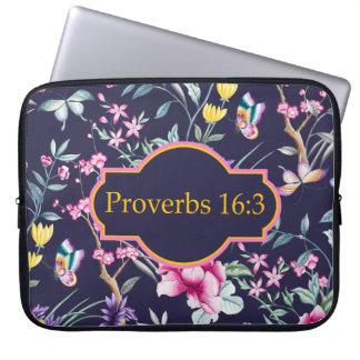 Proverbs 16:3 Bible Verse Case
