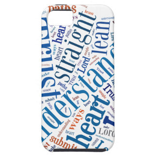 Proverbs 3:5-6 case for the iPhone 5
