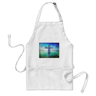 Proverbs 3:5 Trust in the Lord with all your heart Standard Apron