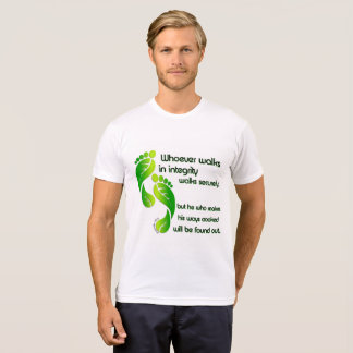 Proverbs Integrity T-Shirt