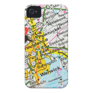 Providence, Rhode Island iPhone 4 Cover