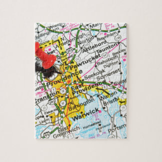 Providence, Rhode Island Jigsaw Puzzle