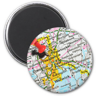 Providence, Rhode Island Magnet