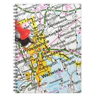Providence, Rhode Island Notebook