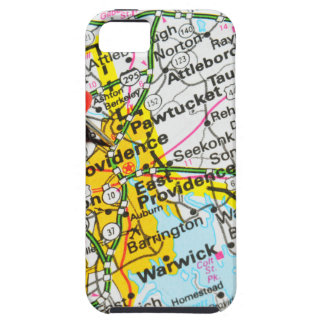 Providence, Rhode Island Tough iPhone 5 Case