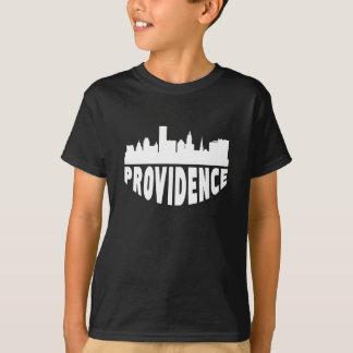 Providence RI Cityscape Skyline T-Shirt