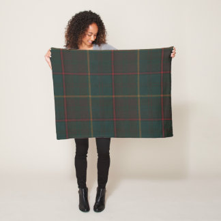 Province of Ontario Original Tartan Fleece Blanket