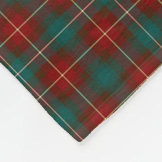 Province of Prince Edward Island Tartan Fleece Blanket