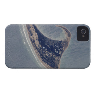 Provincetown Aerial Photograph iPhone 4 Cover