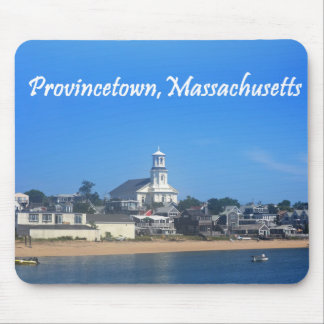 Provincetown Harbor Mouse Pad