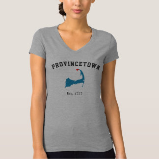 Provincetown Massachusetts Bella Shirt