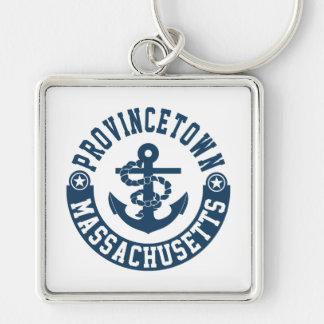 Provincetown Massachusetts Key Ring