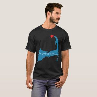 "Provincetown Massachusetts ""Provincetown"" T-Shirt"