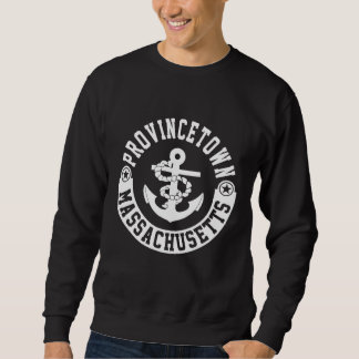 Provincetown Massachusetts Sweatshirt