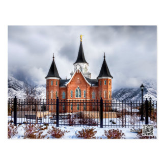 Provo City Center Temple Greeting Card