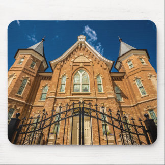 Provo City Center Temple - Utah Mouse Pad