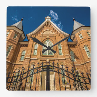 Provo City Center Temple - Utah Wallclocks