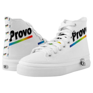 PROVO, UT - .png Printed Shoes
