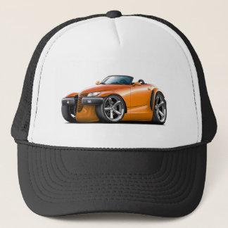 Prowler Orange Car Cap