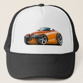 Prowler Orange Car Trucker Hat