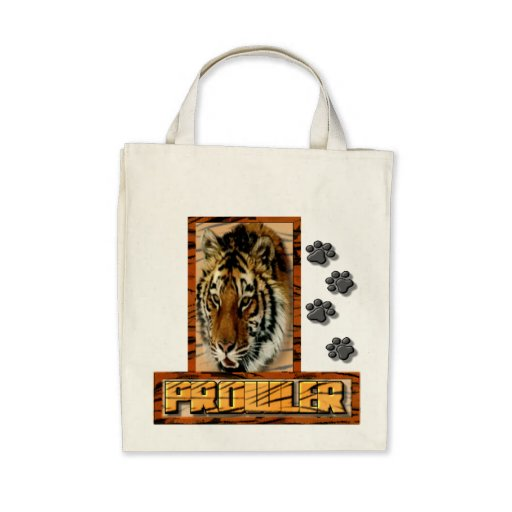 Prowler - Organic Grocery Tote Tote Bags