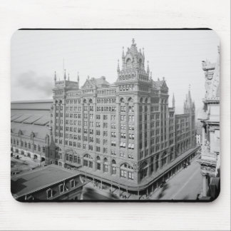 PRR Broad Street Station Mouse Pad