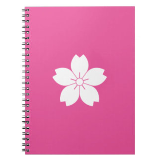 Prunus tomentosa notebook