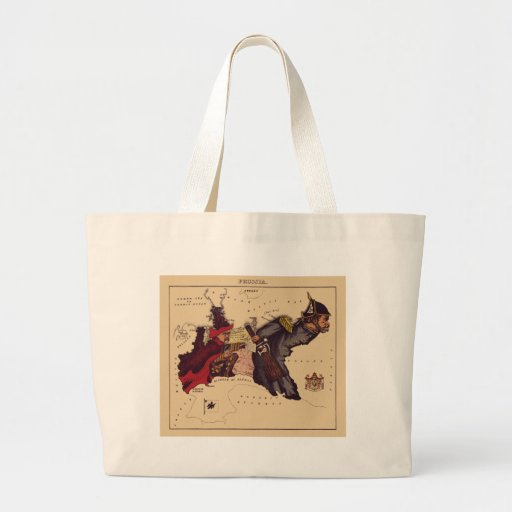 Prussia Canvas Bag