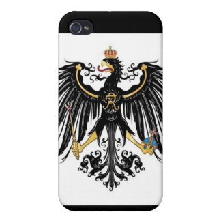 Prussia Cases For iPhone 4