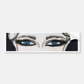 Prussian Blue - Wendy Buiter - 2016 Bumper Sticker