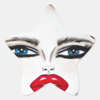 Prussian Blue - Wendy Buiter - 2016 Star Sticker