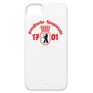Prussian capital barely there iPhone 5 case