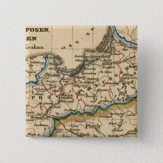 Prussian Empire 15 Cm Square Badge