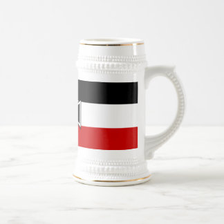 Prussian Flag Mugs and Steins
