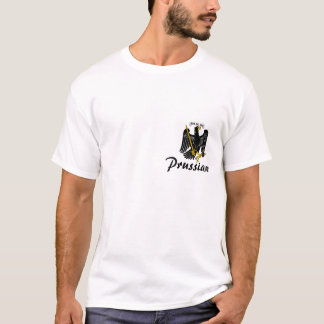 Prussian, Prussian T-Shirt