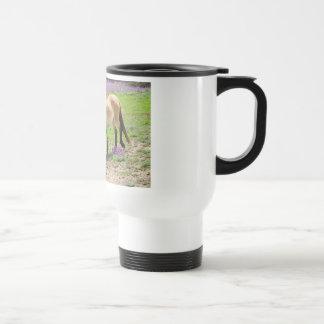 Przewalski Horse Travel Mug