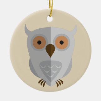 ps055 cute animals ceramic ornament